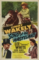 Song of the Wasteland movie poster (1947) picture MOV_1e4a0fba