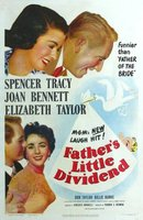 Father's Little Dividend movie poster (1951) picture MOV_1e5923c7