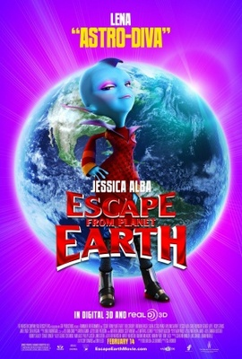 Escape from Planet Earth movie poster (2013) poster MOV_1e658298