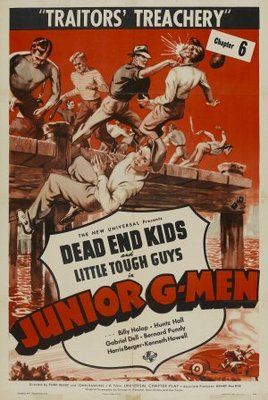 Junior G-Men movie poster (1940) poster MOV_1e695537