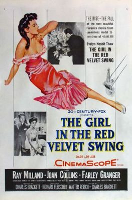 The Girl in the Red Velvet Swing movie poster (1955) poster MOV_1e6a51cb