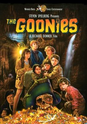 The Goonies movie poster (1985) poster MOV_1e6b1771