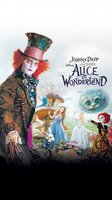 Alice in Wonderland movie poster (2010) picture MOV_1e6da5b3