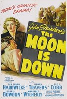 The Moon Is Down movie poster (1943) picture MOV_1e70f014