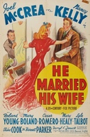 He Married His Wife movie poster (1940) picture MOV_1e73e47a