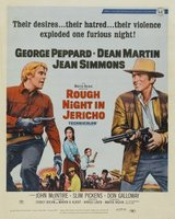 Rough Night in Jericho movie poster (1967) picture MOV_1e7a010a