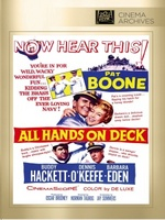 All Hands on Deck movie poster (1961) picture MOV_1e7a0316