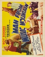 Man from Music Mountain movie poster (1943) picture MOV_1e81c0c1