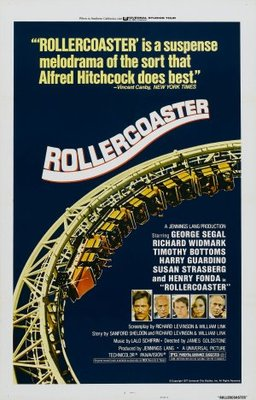 Rollercoaster movie poster (1977) poster MOV_1e85f85f