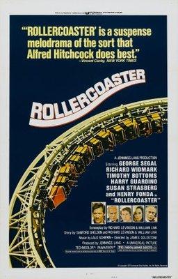 Rollercoaster movie poster (1977) poster MOV_1e85f85f