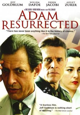 Adam Resurrected movie poster (2008) poster MOV_1e8697f8