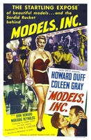 Models, Inc. movie poster (1952) picture MOV_1e86f67d