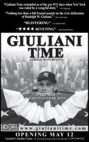 Giuliani Time movie poster (2005) picture MOV_1e86fb24