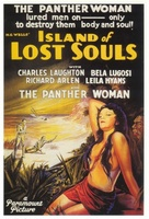 Island of Lost Souls movie poster (1933) picture MOV_cdad6d45