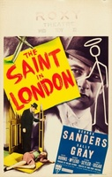 The Saint in London movie poster (1939) picture MOV_b36b8cd0
