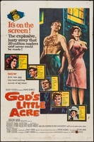 God's Little Acre movie poster (1958) picture MOV_1e8c8097