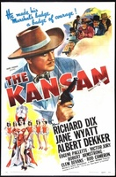 The Kansan movie poster (1943) picture MOV_1e916b7f