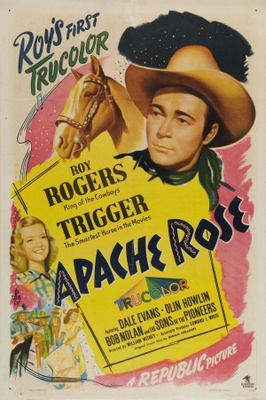 Apache Rose movie poster (1947) poster MOV_1e95fbe9