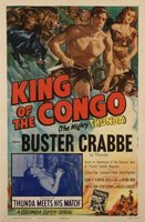 King of the Congo movie poster (1952) picture MOV_1e997b47