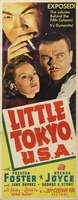 Little Tokyo, U.S.A. movie poster (1942) picture MOV_1e999f78
