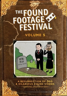 The Found Footage Festival Volume 5 movie poster (2010) poster MOV_1e9fd76d