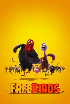Free Birds movie poster (2013) poster MOV_1ea0eba4