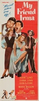 My Friend Irma movie poster (1949) picture MOV_1ea346c5