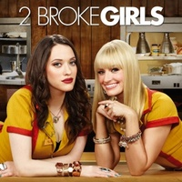 2 Broke Girls movie poster (2011) picture MOV_1ea34f19