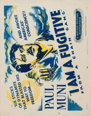 I Am a Fugitive from a Chain Gang movie poster (1932) poster MOV_1ea3fbea
