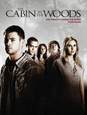 The Cabin In The Woods Movie Poster 2012 Poster Buy The