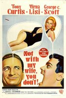 Not with My Wife, You Don't! movie poster (1966) picture MOV_1ea56e73