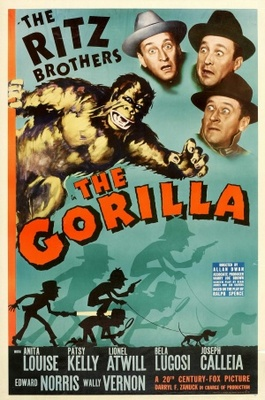The Gorilla movie poster (1939) poster MOV_1ea5e234