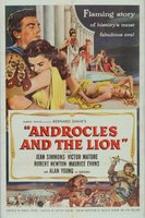 Androcles and the Lion movie poster (1952) picture MOV_1ea7f804