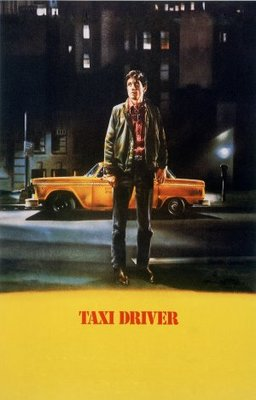 Taxi Driver movie poster (1976) poster MOV_1eabd289