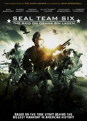 Seal Team Six: The Raid on Osama Bin Laden movie poster (2012) poster MOV_1eac6357