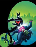 Batman Beyond movie poster (1999) picture MOV_4ec589ec