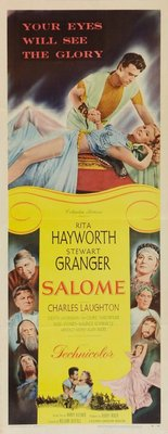 Salome movie poster (1953) poster MOV_1ead9d60