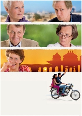 The Best Exotic Marigold Hotel movie poster (2011) poster MOV_1eb6cf1b