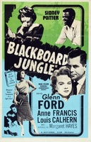 Blackboard Jungle movie poster (1955) picture MOV_1eb91cc1