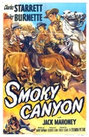 Smoky Canyon movie poster (1952) picture MOV_1ebd1dd8