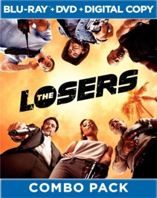 The Losers movie poster (2010) poster MOV_1ebd9ca3