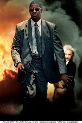 Man On Fire movie poster (2004) poster MOV_1ec2f184