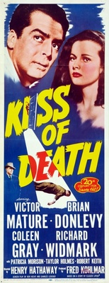 Kiss of Death movie poster (1947) poster MOV_1ec3049b