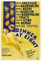 Dinner at Eight movie poster (1933) picture MOV_1ecf77fc