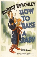 How to Raise a Baby movie poster (1938) picture MOV_1ed07ade