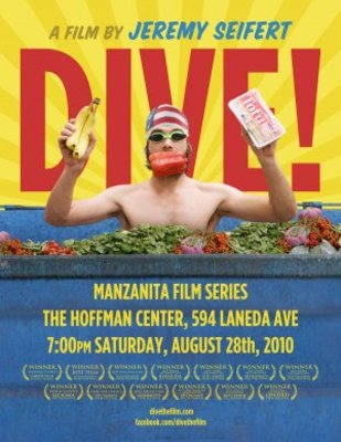 Dive! movie poster (2010) poster MOV_1ed1e259