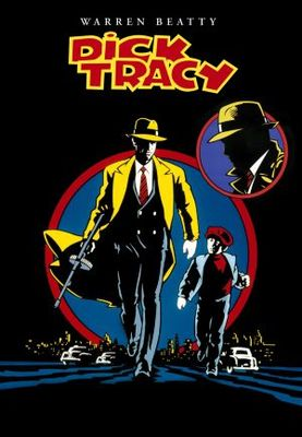 Dick Tracy movie poster (1990) poster MOV_1ed68aba
