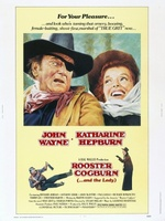 Rooster Cogburn movie poster (1975) picture MOV_1ed6abe8