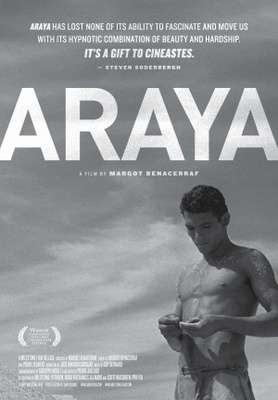 Araya movie poster (1959) poster MOV_1ee2e6e0