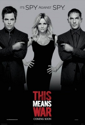 This Means War movie poster (2012) poster MOV_1ee32337